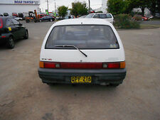 1991 Daihatsu G100 Charade 5 Door Rear Bumper S/N# V6796 BH3737