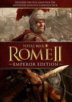 Total War Rome 2 II Emperor Edition PC Steam GLOBAL [KEY ONLY!] FAST DELIVERY!