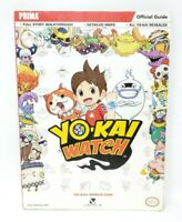 Yo-Kai Watch Official Prima Games Strategy Game Guide