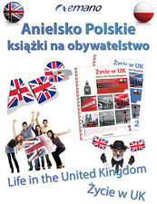 Life in the UK United Kingdom Citizenship Test Book 2019 Życie w UK PL EN
