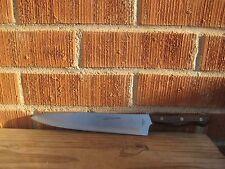 """Vintage 8"""" Blade ***   JET CUT   *** Chef Knife JAPAN"""