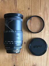 für Pentax AF: Sigma 1:3.8 / 28-200mm Zoom Objektiv. FULL FRAME FX