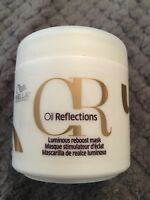 Wella Oil Reflections Luminous Reboost Mask 5.07oz - NEW & FRESH! Fast Free Ship