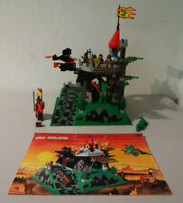 (TB) Lego 6082 Fire Breathing Fortress Ritterburg MIT BA GEBRAUCHT 100% KOMPL.