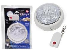 Luz led plafón con mando a distancia plafon a pilas portátil fija auxiliar nuevo