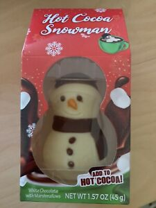 New Snowman Hot Chocolate Bomb Marshmellows