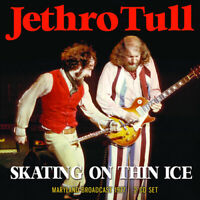 Jethro Tull : Skating On Thin Ice: Maryland Broadcast 1977 CD 2 discs (2019)