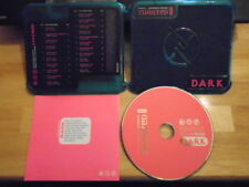 RARE PROMO ONLY Twisted Series CD Dark UNRELEASED ambient electronic SoundVandal