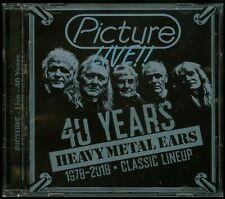 Picture Live - 40 Years Heavy Metal Ears - 1978-2018 Brazil CD new