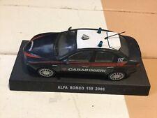 Alfa romeo 159 2006 carabinieri  1/43