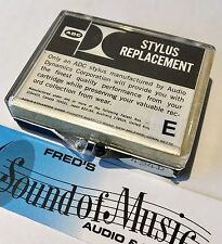 NEW! Original Authentic ADC R-XL Stylus Needle RXL for XLM MKII mk2 Cartridge E