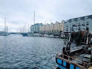 Pictures of Ireland, Galway's historic harbour, Ireland