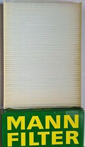 Pollen Cabin Filter for Audi Seat Skoda VW 1H0819644 CU2882 Mann Hummel New