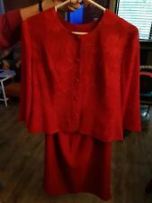 Great Christmas or Mother of the Bride Outfit Size 16