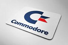 Alfombrilla Ratón retro con el logotipo de Commodore (CBM AMIGA 64 C64 VIC20 Alfombrilla de ratón)