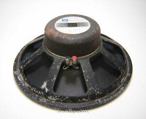 """JBL 15"""" Alnico Speaker / K140-16 / 10390 / 16 Ohm -- CSL"""