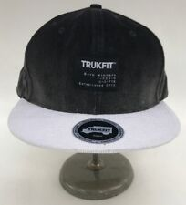 Trukfit Black Ombré Corduroy SnapBack Adjustable Sample Nice New Rare One Of One