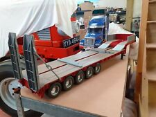 bruder/tamiya low loader trailer