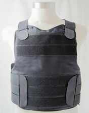 New Airsoft Tactical SVS Personal Body Armor Vest Black