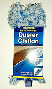 Dusting House Cleaning Soft Microfiber Duster Brush Extendable