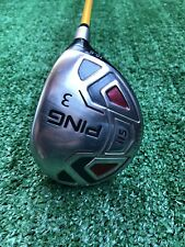"Ping i15 15.5* 3 Wood 42.5"" ProForce AXIVCORE Red Tour Stiff Flex Graphite - RH"