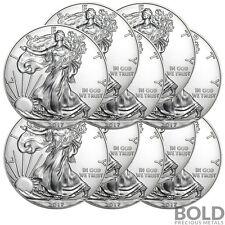 2017 Silver American Eagle BU .999 - 1 oz (10 Coin)