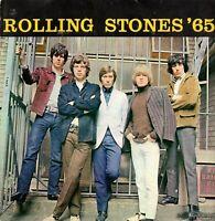 ROLLING STONES 1965 DECEMBER'S CHILDREN TOUR CONCERT PROGRAM-JAGGER-RICHARDS-