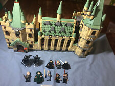 Lego Harry Potter Hogwarts Castle 99% Complete All Minifigures No Manuals 4842