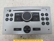 Radio/CD-Wechsler-Kombination Type CD 30 MP3  Resettet OPEL CORSAC(F08,F68)