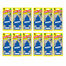 12 x Magic Tree Little Trees Car Home Air Freshener Freshner Scent - NEW CAR
