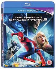 THE AMAZING SPIDER-MAN 2 - BLU RAY + UV - NEW / SEALED - UK STOCK
