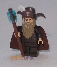Lego Radagast + White Feather from Set 79014 Dol Guldur Battle Hobbit NEW lor082