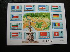 HONGRIE - timbre yvert et tellier bloc n°134 n** (non dentele)(Z9)stamp hungary
