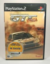 GTC Africa (Sony PlayStation 2, 2002, DVD-Box) - PS2 Spiel