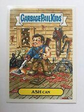 Garbage Pail Kids Prime Slime Trashy Horror TV Sticker 7b Ash Can
