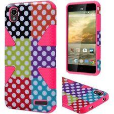 Étuis, housses et coques multicolore pour téléphone mobile et assistant personnel (PDA) ZTE
