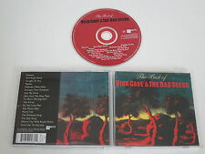 NICK CAVE & THE BAD SEEDS/THE BEST OF(SILENCIEUX INT 4 84566 2) CD ALBUM