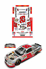 #29 Kevin Harvick Tazmanian Devil decal 1/64 scale AFX Tyco LIfelike Autoworld