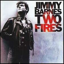 JIMMY BARNES - TWO FIRES CD ~ LAY DOWN YOUR GUNS ( COLD CHISEL ) 90's ROCK *NEW*