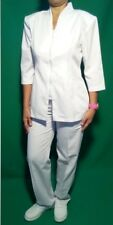 White Uniforms for women in hospital and clinic nursing