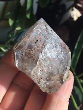 Sweet Herkimer Diamond Natural Water Clear Quartz Crystal New York