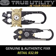 True Utility by NEBO FIXR 20-in-1 Pocket Multi Tool Keychain - Limited Edition!