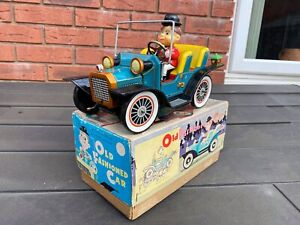 TN Toys Japan Old Fashioned Car In Its Original Box - Near Mint Model Rare