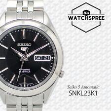 Seiko 5 Automatic Watch SNKL23K1 AU FAST & FREE