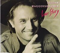 Stefan Waggershausen Love story (1993) [Maxi-CD]