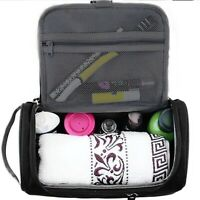 Waterproofs Travel Wash Bag Hanging Mens Toiletry Organizer Shaving Cosmetics