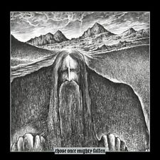 Hate Forest / Ildjarn - Those Once Mighty Fallen CD 2014 digi black metal Osmose