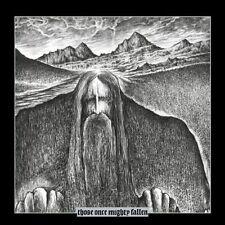 Hate Forest / Ildjarn - Those Once Mighty Fallen CD 2014 digi black metal Osmose