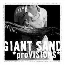 Provisions by Giant Sand (CD, Sep-2008, Yep Roc) Howe Gelb - Tucson - Very Cool!