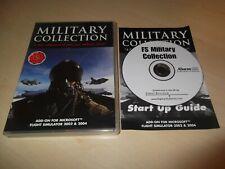 ✈️ MILITARY COLLECTION ~ Flight Simulator 2004 FS2002 FS2004 ADD-ON